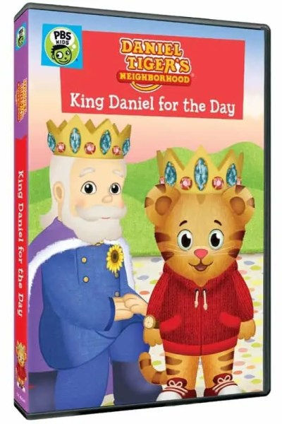Daniel the Tiger: King Daniel for the Day DVD Review