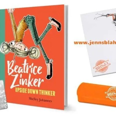 Win a Copy of Beatrice Zinker, Upside Down Thinker and More Giveaway