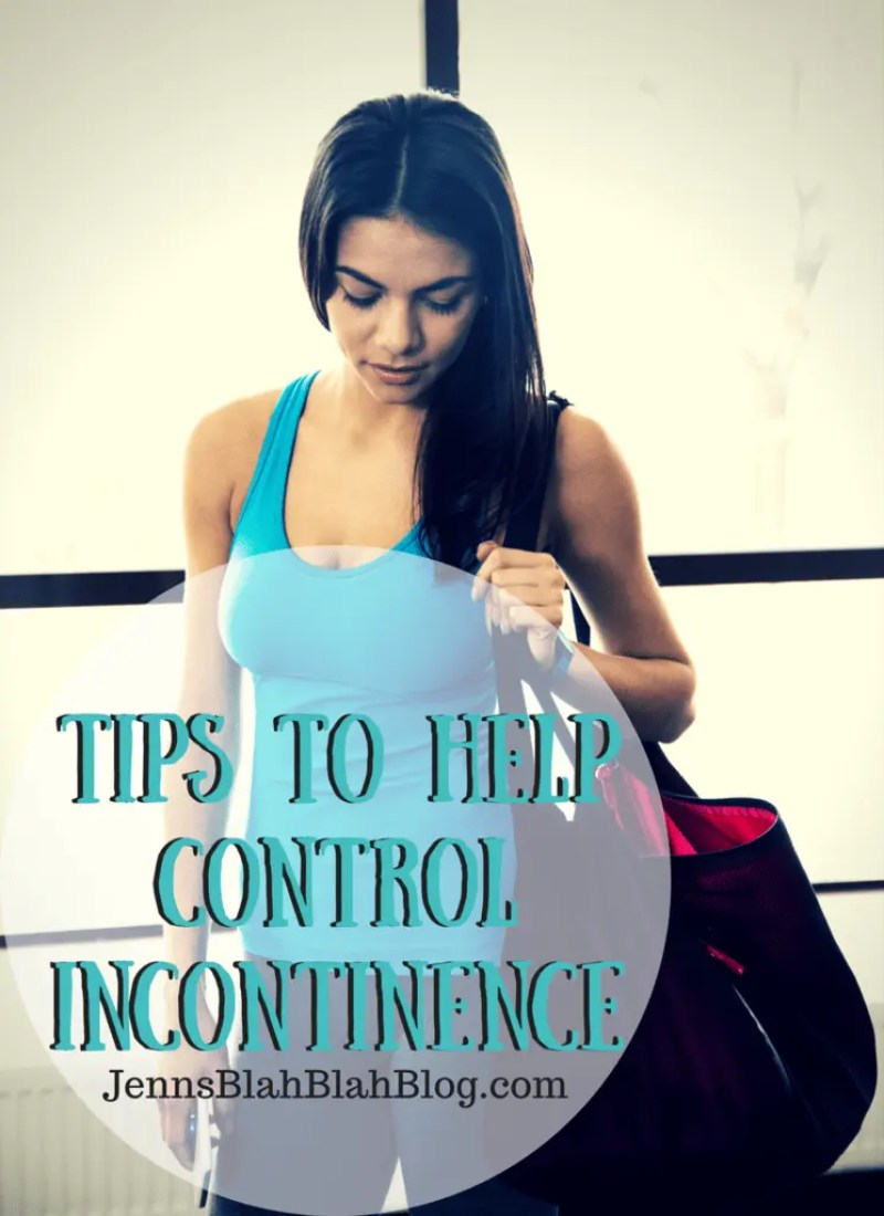 Tips To Help Control Incontinence
