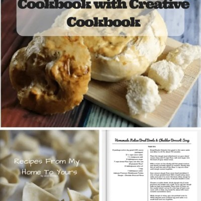 How To Make Your Own Cookbook with CreateMyCookbook