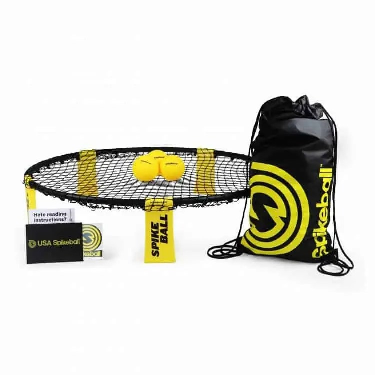 Get Up and Active With Spikeball! #GiftGuide