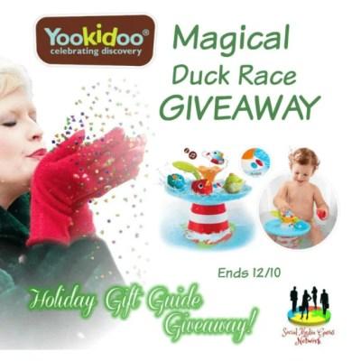 The Yookidoo Musical Duck Race Giveaway