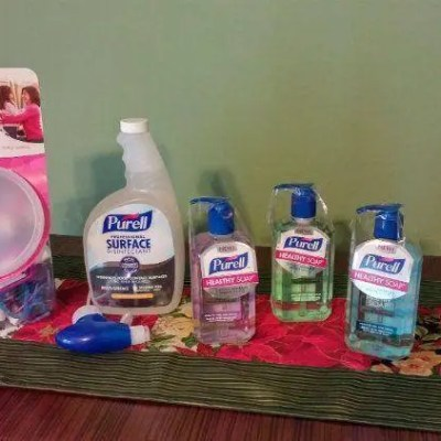 Stay Well Together with Purell®
