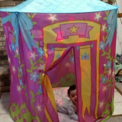 Light Up Your Child's Imagination With Twinkle Play Tents