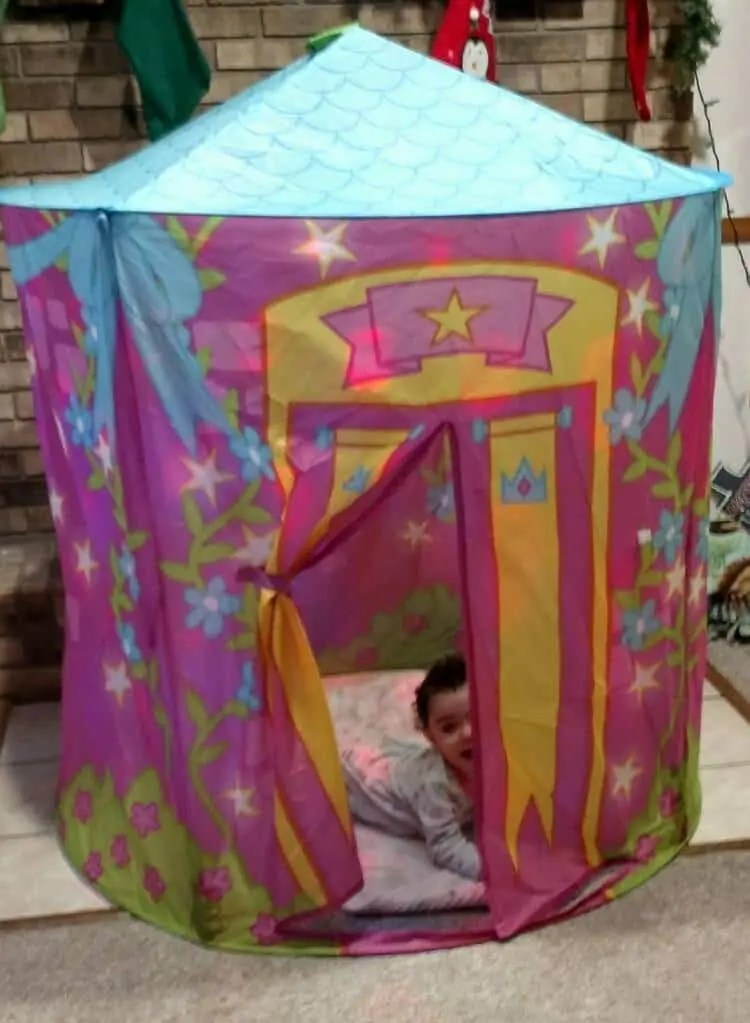 light up your child s imagination with twinkle play tents. Black Bedroom Furniture Sets. Home Design Ideas
