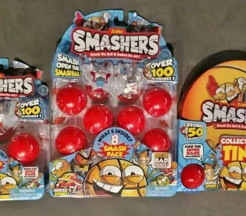 Kids Can Smash Their Way to Fun with ZURU Smashers