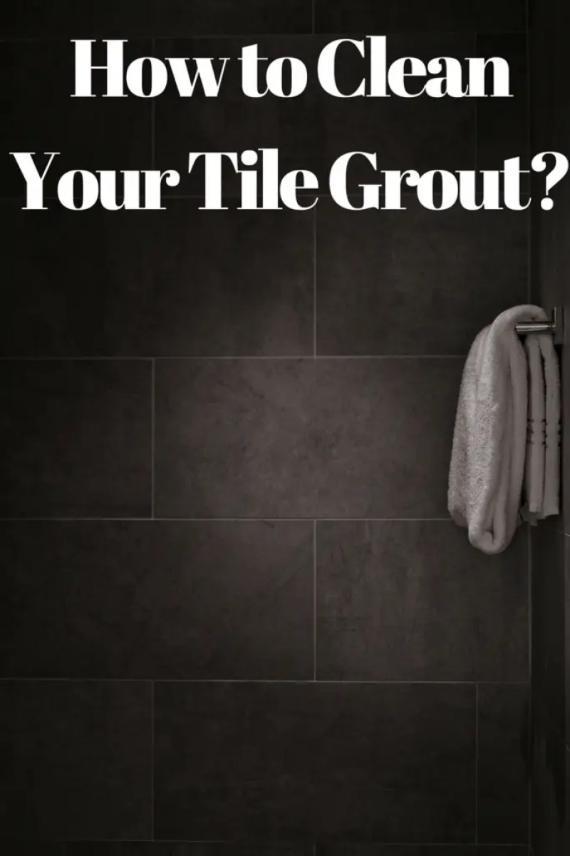 How to Clean Your Tile Grout