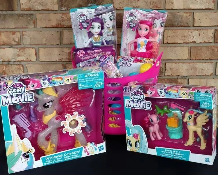 create the perfect easter basket for your my little pony fan