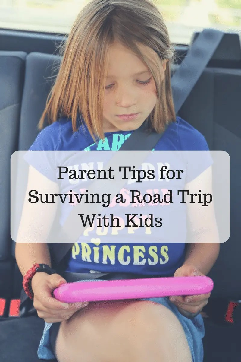 Parent Tips for Surviving a Road Trip With Kids