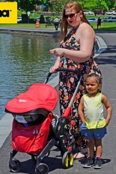 Doona, the Car Seat and Stroller in One