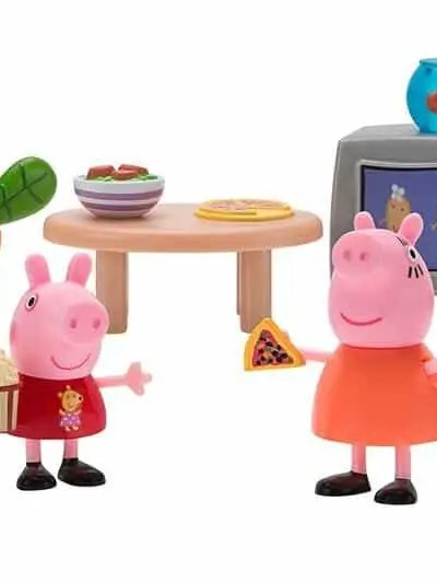 Happy Mother's Day with Peppa Pig
