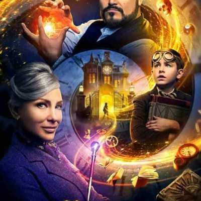 THE HOUSE WITH A CLOCK IN ITS WALLS – The Movie