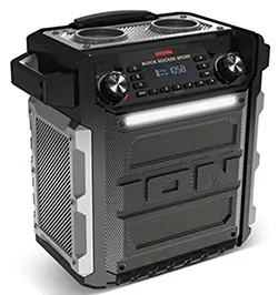 All Weather Rechargeable Speaker Radio Giveaway
