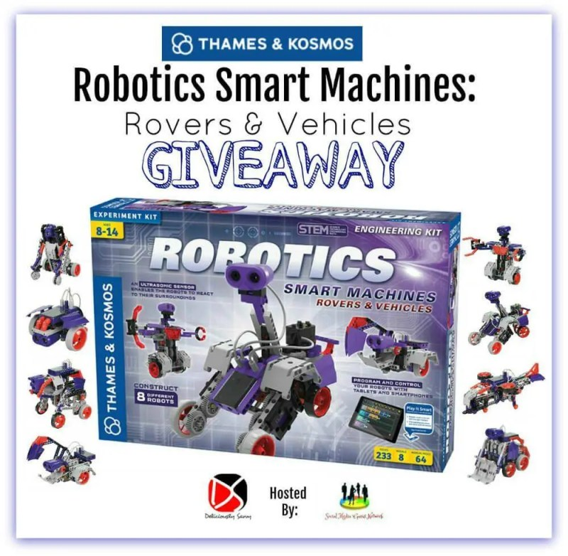 Robot Giveaway