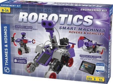 robotics giveaway