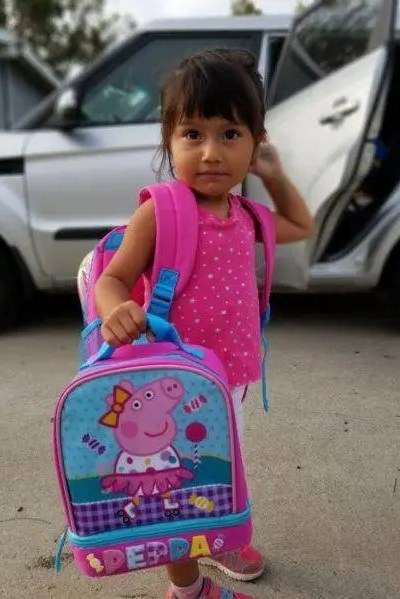 Back to School with Peppa Pig !!