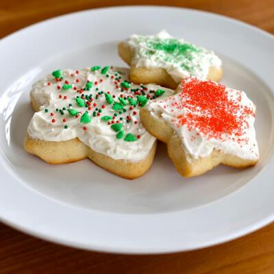 Local Hive™Honey Vanilla Sugar Cookies