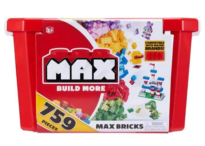 Max Build More Blocks – An Affordable Way to Encourage Open-Ended Play