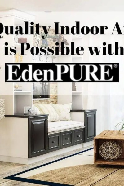 Quality Indoor Air is Possible with EdenPURE