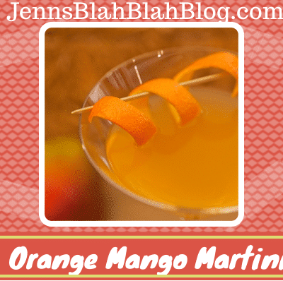 Three Fun Sparkling ICE Orange Drink Recipes