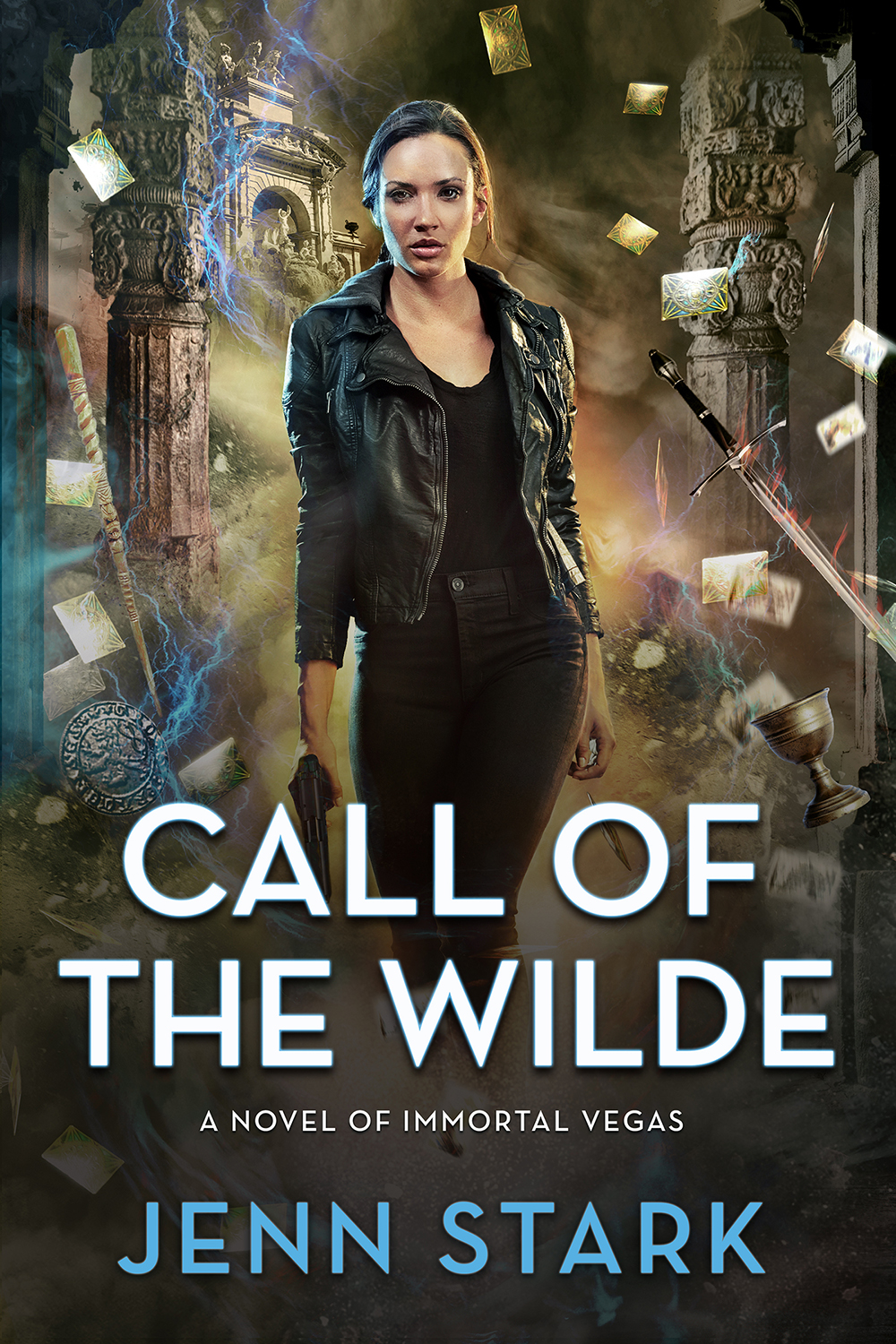 Image result for call of the wilde jenn stark