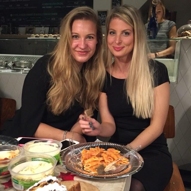 Annemerel & Esmee