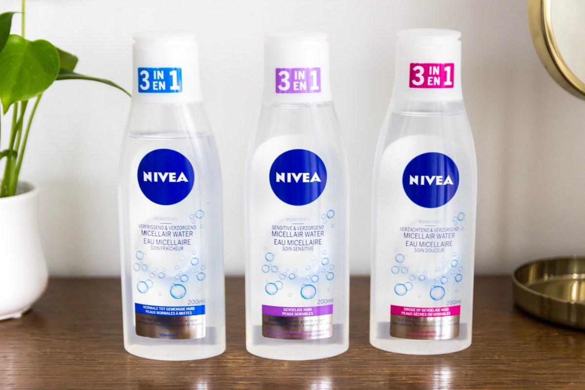 Gezocht: testers voor NIVEA 3in1 Micellair Water!