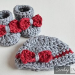 Crochet Baby Booties Diagram Light Wiring Australia 50 Free Pattern 45 Easy