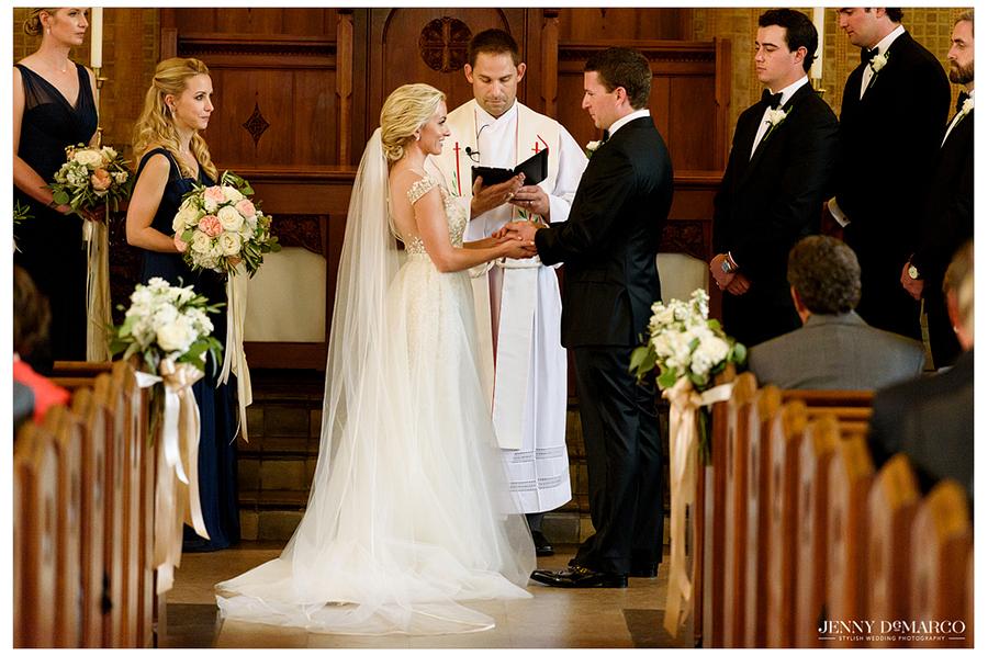 Driskill Hotel Wedding Erin and Dave  Jenny DeMarco