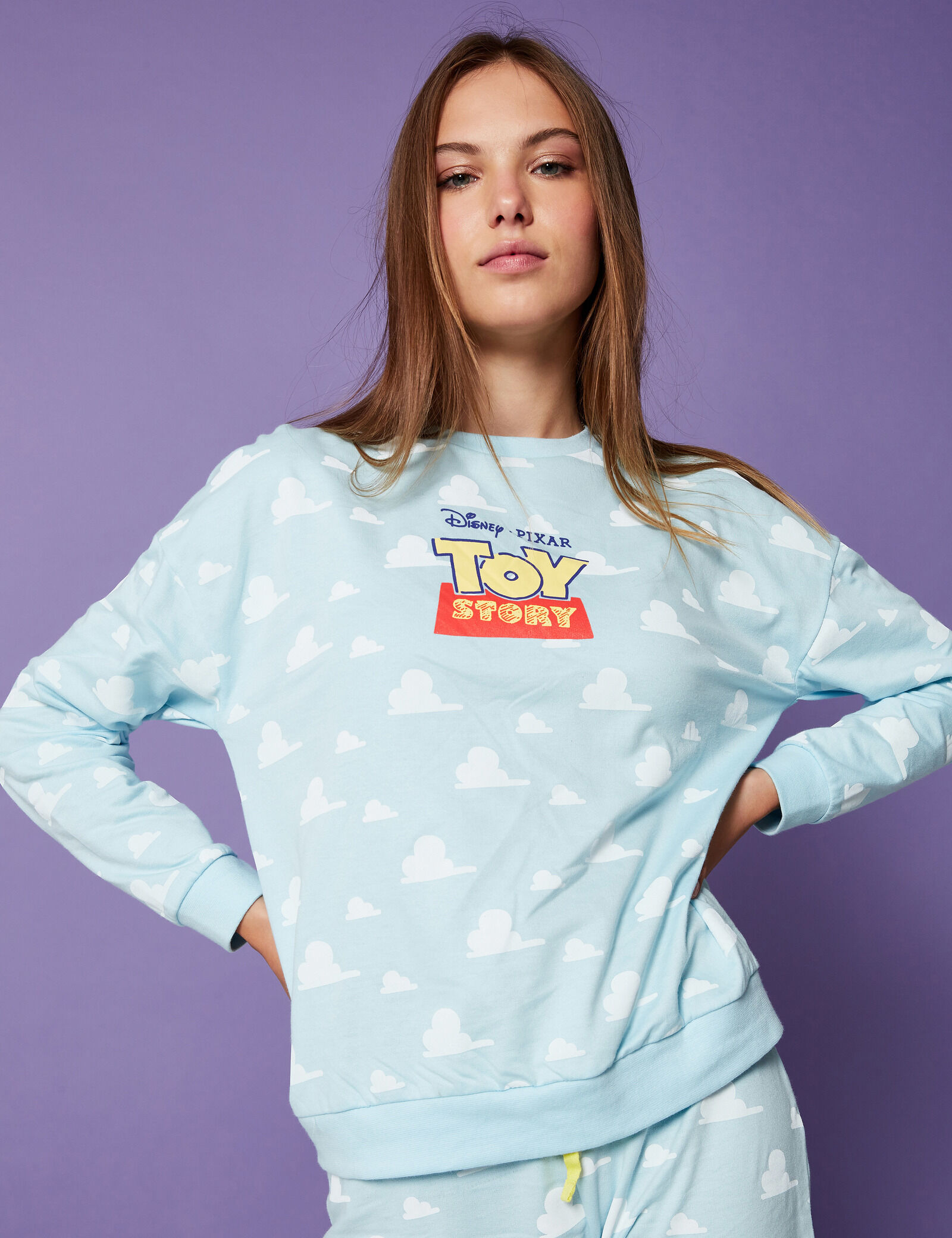 set pyjama disney toy story jennyfer