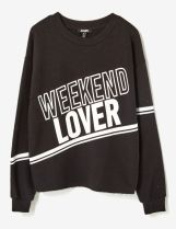sweat weekend lover noir