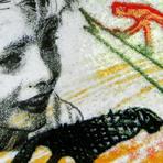 "Jenny Gore Enamel ""Children's Portraits' Series"