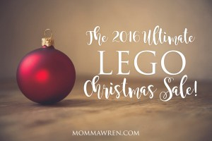 Christmas Gift Guide: LEGOS