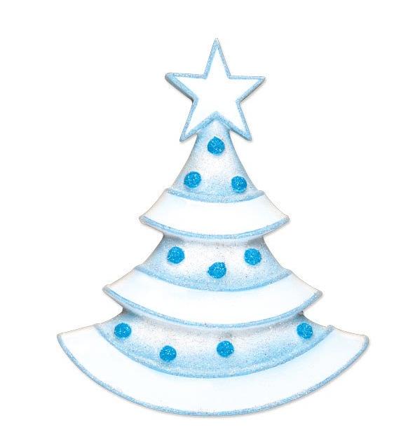 New Baby Christmas Tree (Blue)