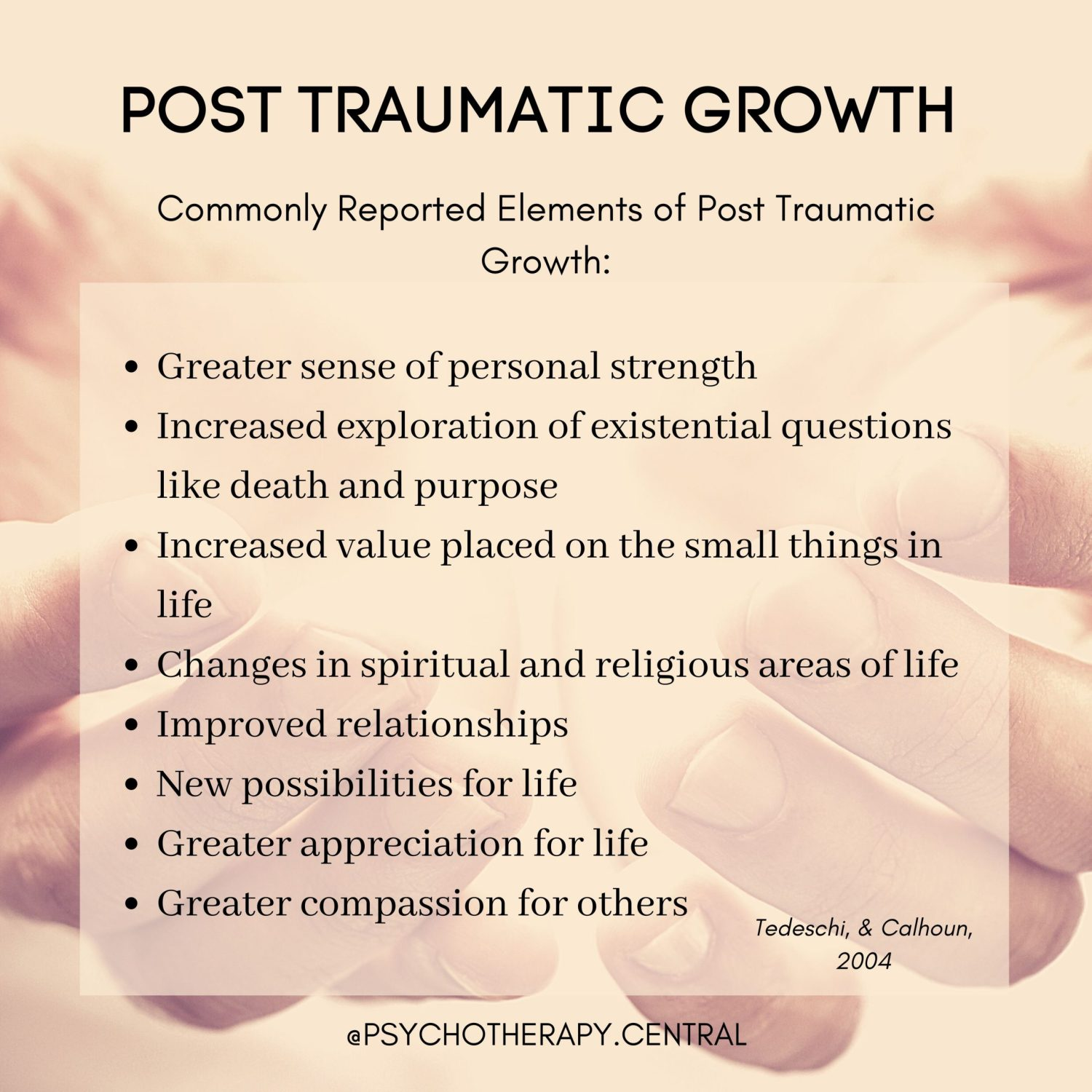 Post-traumatic-growth
