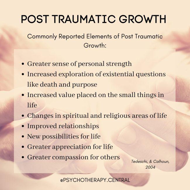 Post-traumatic-growth