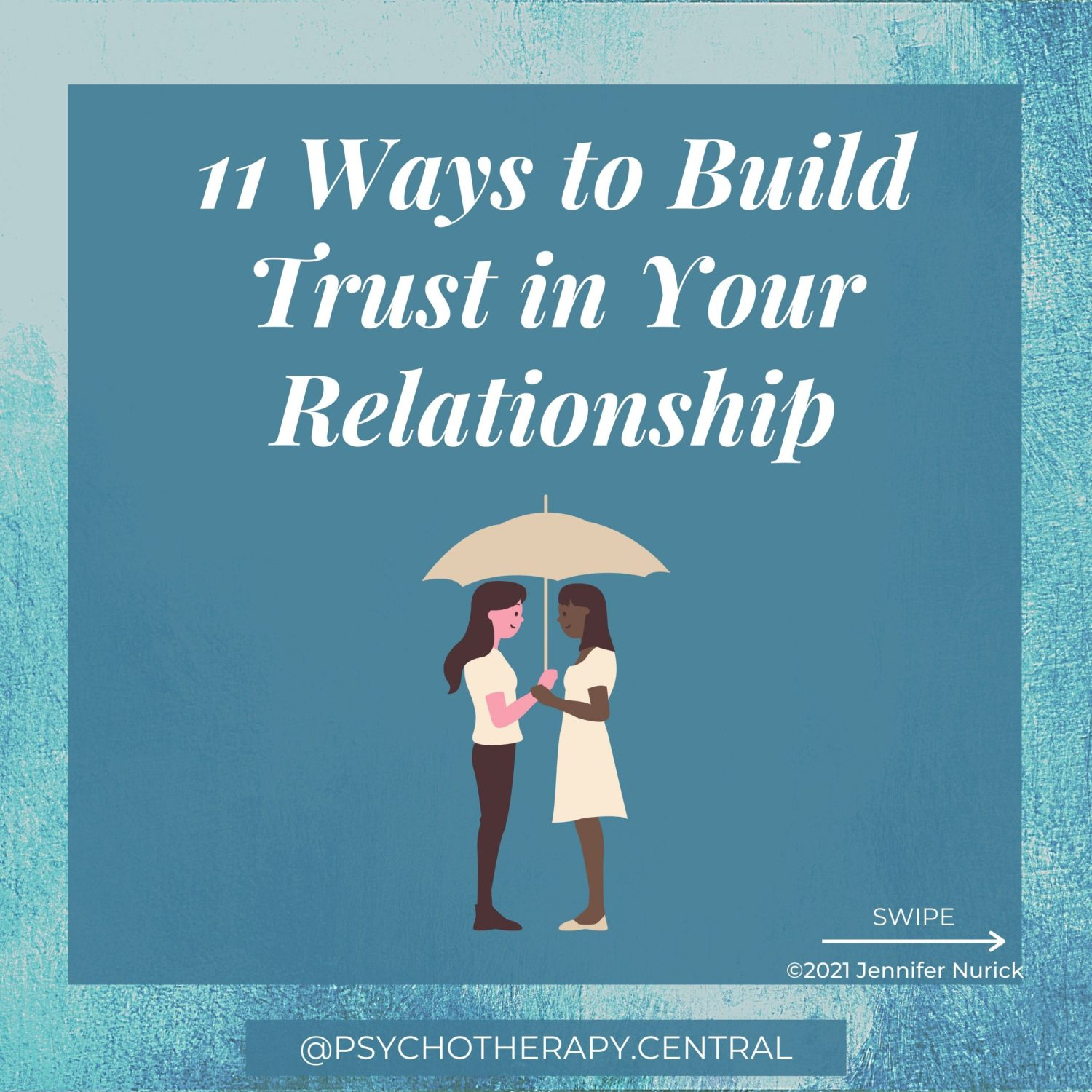 11 ways to build trust in your relationship