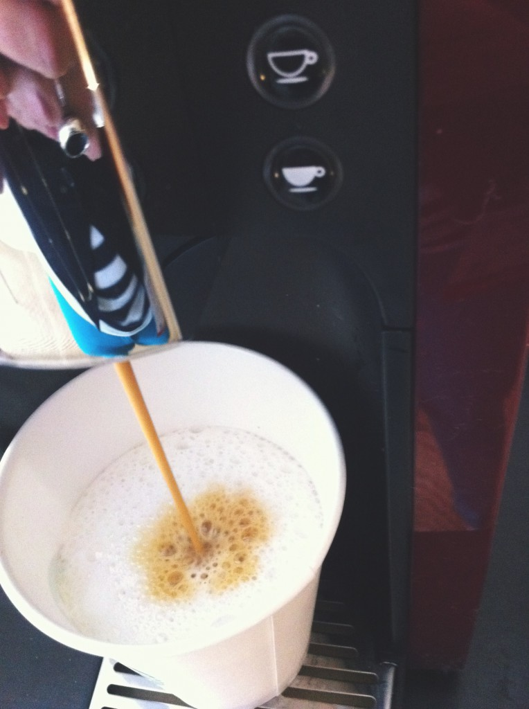 The Verismo bt Starbucks via @jennyonthespot