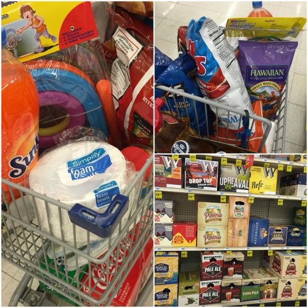 Shopping at Rite Aid using the Plenti Loyalty Program