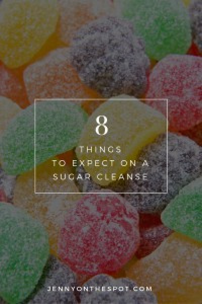 8 Things To Expect On a Sugar Cleanse