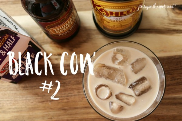 Black Cow #2 recipe via @jennyonthespot