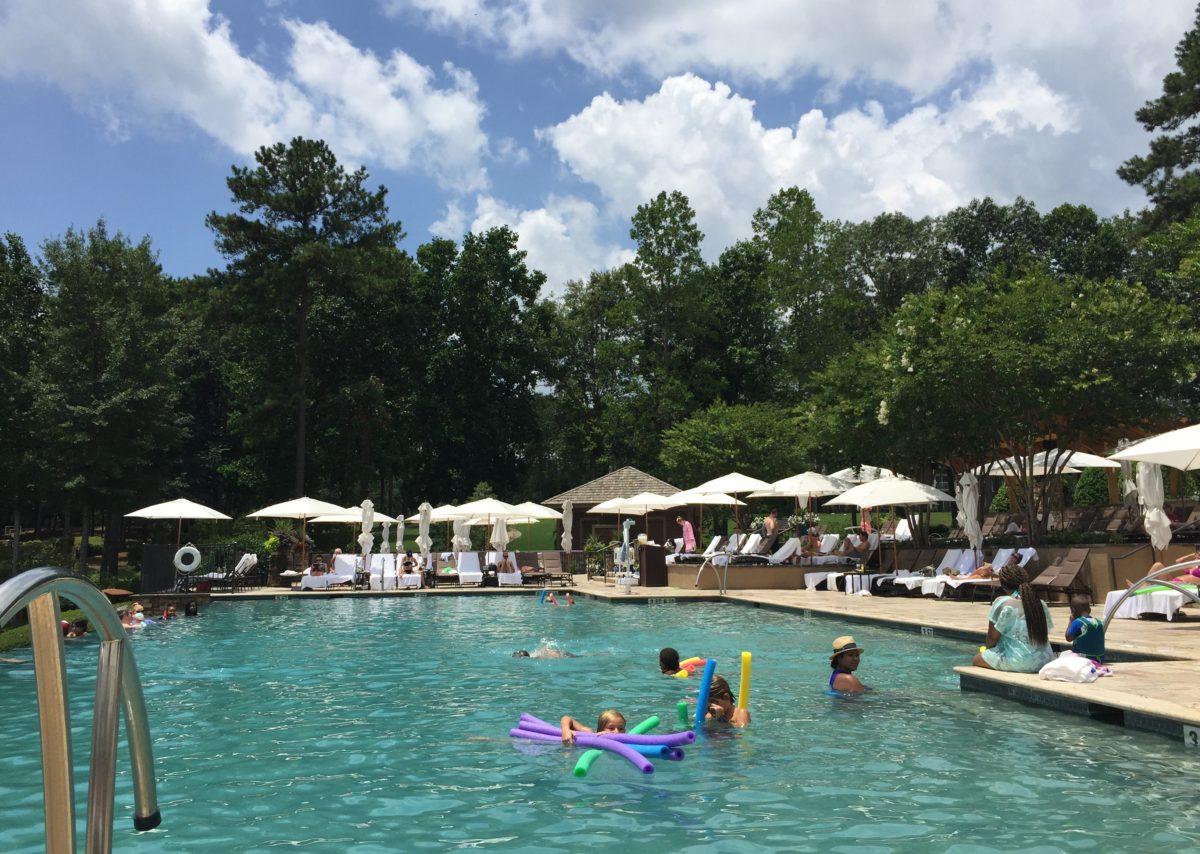 Mini Family Vacation At The Ritz Carlton Lake Oconee