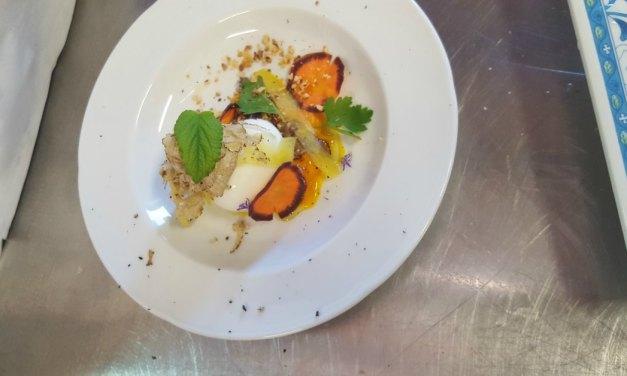 Uit de Italiaanse keuken # 3 recept Carota Tartufo Uovo ofwel een prachtig eitje
