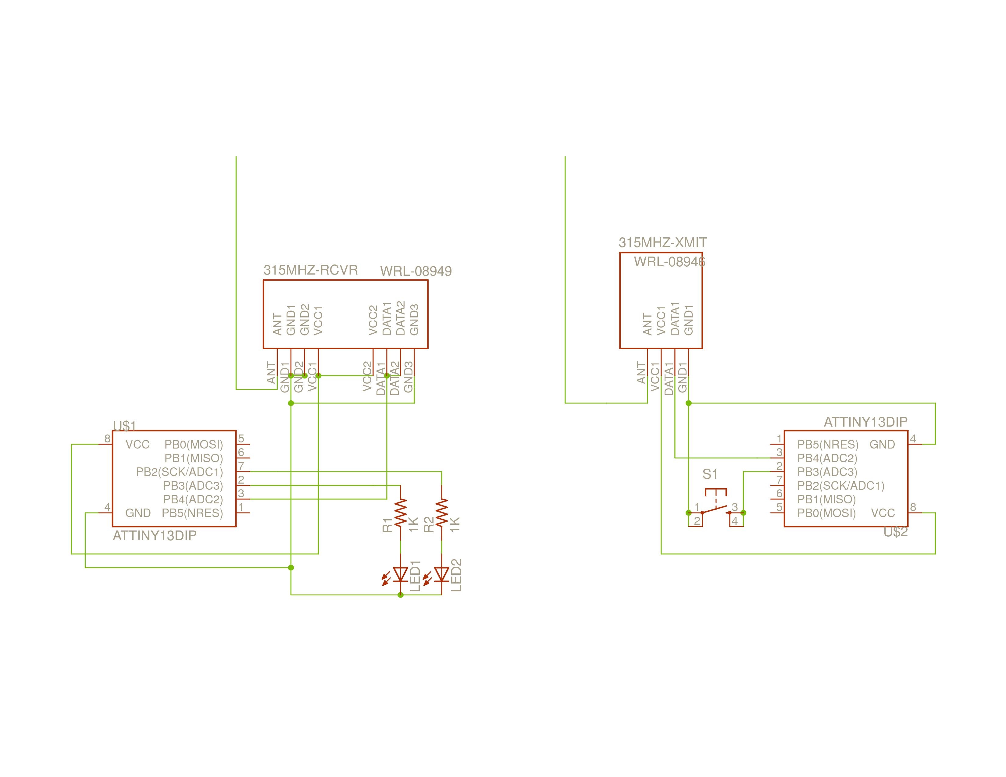 garage door sensor wiring diagram for utility trailer with brakes assembly  sixerdoodle electronics