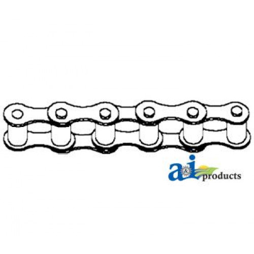 Oliver 1655 Tractor Coupler Chain w/ Connector Link