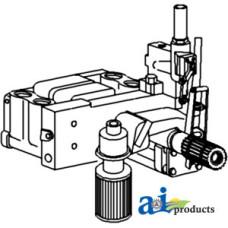 Massey Ferguson 231 Hydraulic System