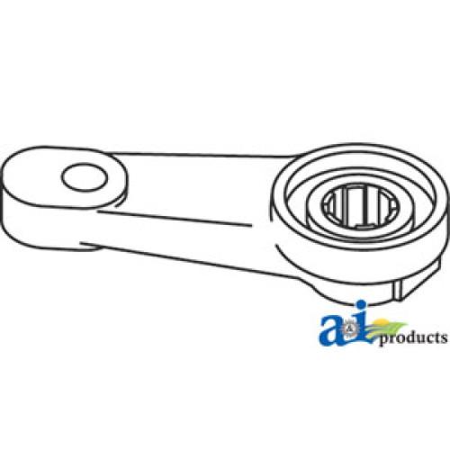 Oliver 1855 Tractor Arm, Steering; RH (Regular Tread; SN