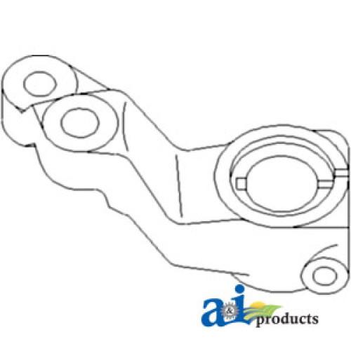 Massey Ferguson 235 Tractor Steering Arm (LH) (Orchard