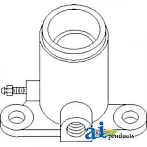 Zetor 16245 Tractor Cylinder, Wheel Disc (LH)