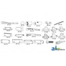 Huge selection of Fiat-Hesston 1120 Parts and Manuals